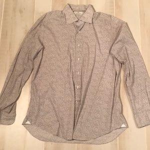 Della cianna made in Italy shirt 18.5 - 46 size